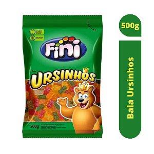 Bala Ursinhos 500g - Fini