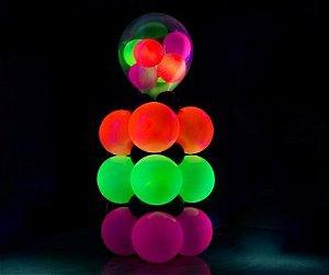 Balão Bexiga Neon N9 - 25 Unid - Pic Pic