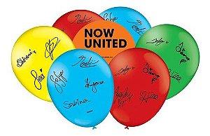 Now United Balão Bexiga - 25 Unidades
