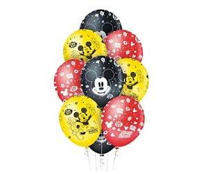 Balão Bexiga Mickey Mouse Premium