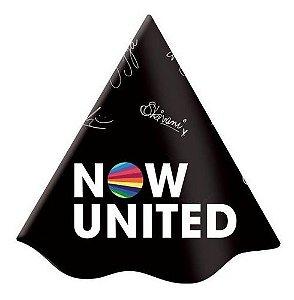 Chapéu De Aniversário Now United - 8 Unidades