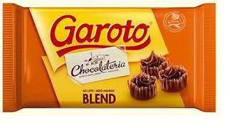 Chocolate Cobertura Blend Garoto 2.1kg
