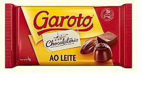 Chocolate Cobertura ao Leite Garoto 2.1kg
