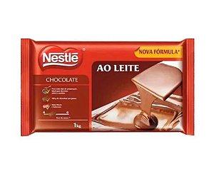 Cobertura Chocolate Nestle ao Leite  - Barra 1kg