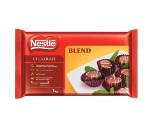 Cobertura Chocolate Nestle Blend  - Barra 1kg