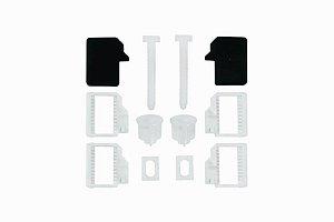 Conjunto De Fixação Para Assentos Almofadados Astra
