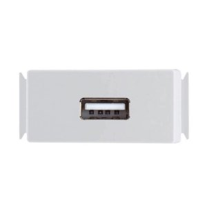Módulo Para Tomada USB 1,5A Aria Branco Tramontina