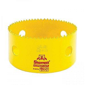 Serra Copo Pra Metal Fast Cut 3.5/8'' 92MM Starrett