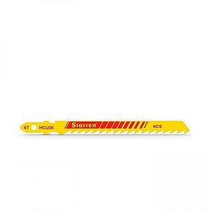 Serra Tico-Tico Madeira Cartela Com 2 Unidade 75X7,5X6D HCU36-2 Starrett