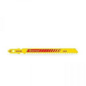 Serra Tico-Tico Madeira Cartela Com 2 Unidade 75X7,5X8D HCU38-2 Starrett