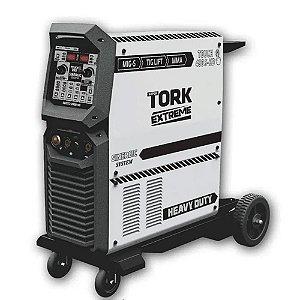 Inversor De Solda IMTS400A HEAVY DUTY Mig tig mma 220V Super Tork