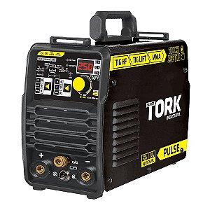 Inversor De Solda Tig HF Lift 250A Bivolt Itehf 9250P Super Tork