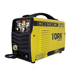 Inversor De Solda Mig Tig Eletrodo Imets 8180 180A Bivolt Super Tork