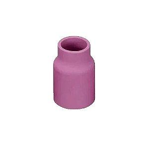 Bocal Ceramico TIG Gás LENS 17-26-18 Nº8 Super Tork