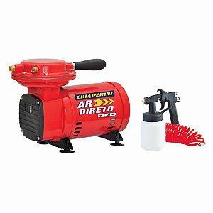 Motocompressor De Ar Direto 1/3HP 40 Libras Red Bivolt Chiaperini