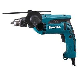 "Furadeira de Impacto Makita HP1640 Mandril 5/8"" (16MM) 680W 220v"