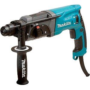 "Martelete Combinado Makita Hr2470 24mm 15/16"" 780w 220V"