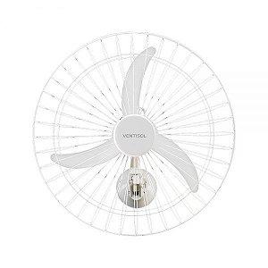 Ventilador Oscilante de Parede Branco 60cm Bivolt Ventisol