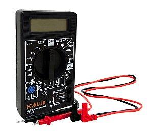 Multímetro Digital FX-MD Foxlux