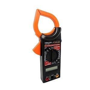 Multímetro Digital Com Alicate Amperímetro FX-AA Foxlux