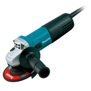 "Esmerilhadeira Angular 9557HNG 115mm (4.1/2"") 840W 220V Makita"