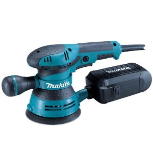 "Lixadeira Orbital BO5040 125MM (5"") 300W 220V Makita"