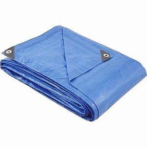 Lona Azul Polietileno 6Mx4M Foxlux