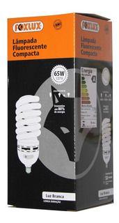 Lâmpada Fluorescente Compacta 65wx1 127v Branca Foxlux