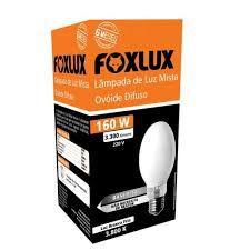 Lâmpada De Luz Mista 160W-220V Foxlux