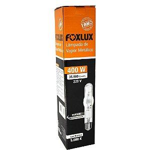 Lâmpada De Vapor Metálico Bilateral 400w Foxlux