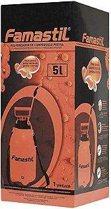 Pulverizador De Compressão 5 Litros Famastil