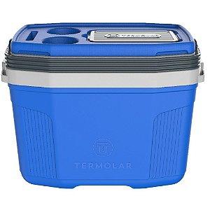 Caixa Termica Suv 20 Litros Azul Termolar