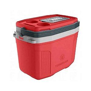 Caixa Térmica SUV 20 Litros Vermelha Termolar