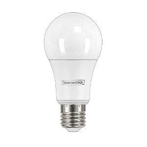 Lampada Led Bulbo 09W 6500K Branca Bivolt Tramontina