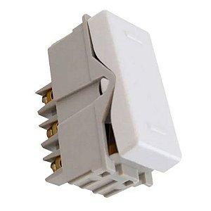 Modulo Interruptor Paralelo 10A Branco Tramontina