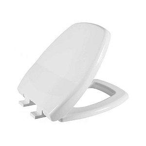 Assento Soft Close Thema Branco Astra