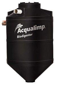 Biodigestor 1300 Litros Com Kit De Instalação Acqualimp