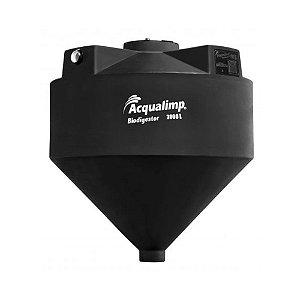 Biodigestor 3000 Litros Com Kit De Instalação Acqualimp