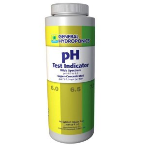 Ph test indicator 237 ml