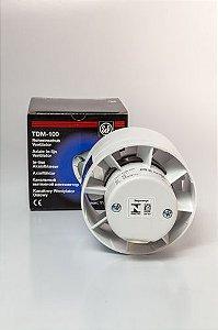 Exaustor tdm 100 mm 127v