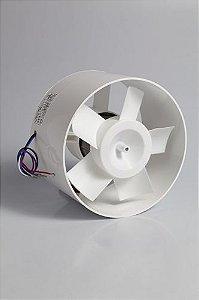 Exaustor axial sicflux 150 mm bivolt