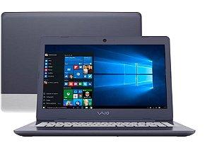 Notebook Sony Vaio VAIO VJC141F11X - i3 - 6ºGeração - 04GB DDR4 - HD250/500 - Revenda 5 % Desc.
