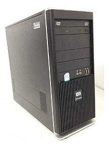 Cpu HP 55610 BR - Pentium Dual Core - 02GB DDR3 - 80/160HD