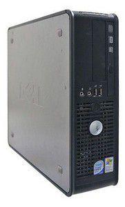 Cpu Dell Optiflex 775 - Core 2 duo DDR2 - 02GB - HD 80/160 GB