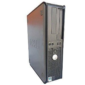 Cpu Dell Optiflex 330 - Core 2 duo DDR2 - 02GB - HD 80/160 GB