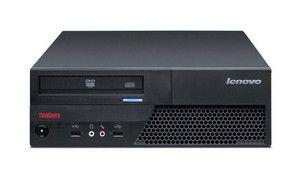 Cpu Lenovo M58 Slim C2D - 02GB - HD 80/160 GB