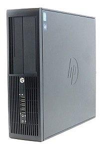 Cpu HP Compaq Pro 4300 Slim - i5 - 1ºGeração - 4GB DDR3 - 25-/500HD - R$ 913,00