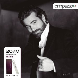 AMPEZZO ITALY 207M - 50ml Inspirado Boss