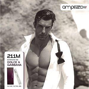 AMPEZZO ITALY 211M - 50ml Inspirado em Dolce & Gabbana