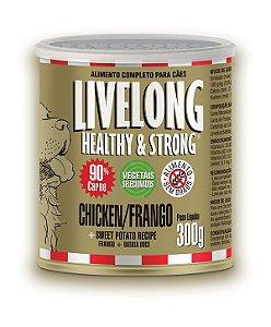 Livelong - Frango com Batata Doce 300g